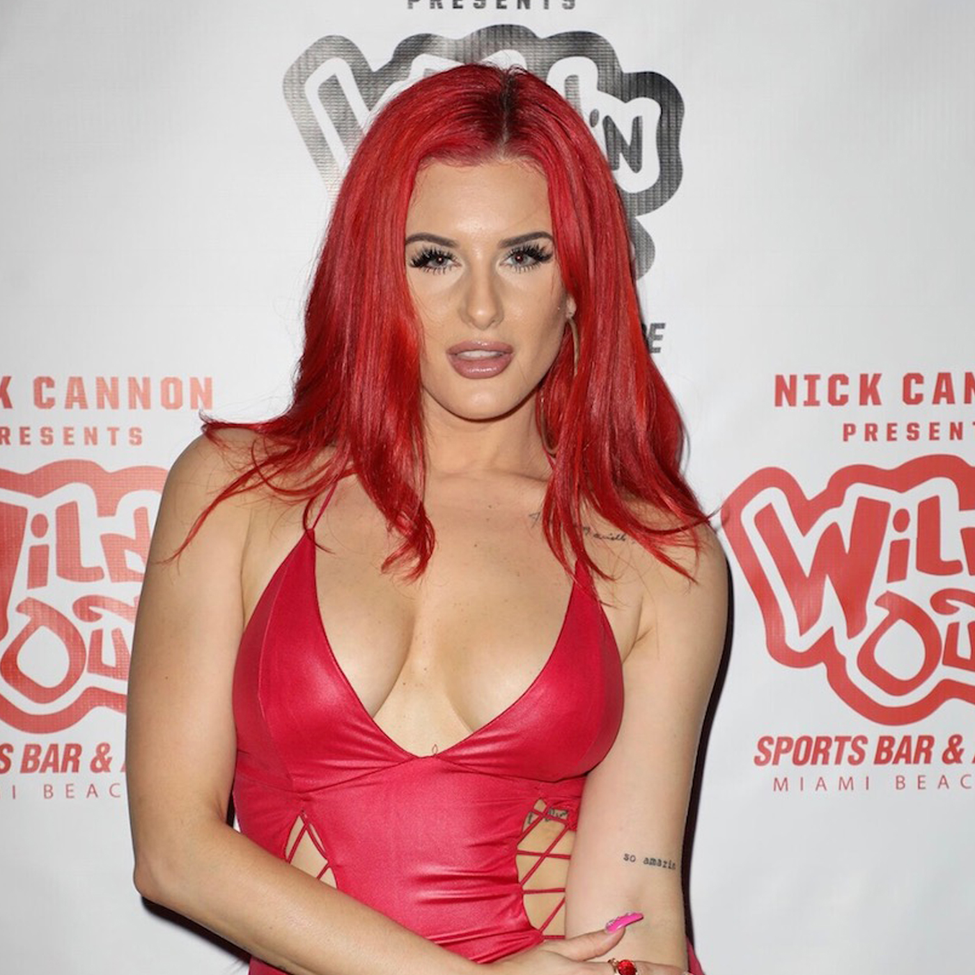 Photos Justina Valentine nude (84 images), Boobs